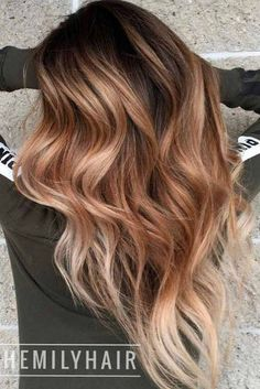 Popular Ideas of Brown Ombre Hair picture 6