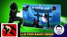 تحميل لعبة قتال في الظلام جميلة جدا Shadow Battle اللاندرويد