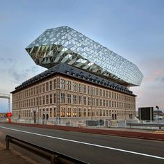 Port House, Antwerp by Zaha Hadid Architects