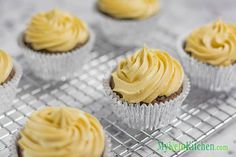 Low Carb Chocolate Peanut Butter Cupcakes