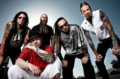 Five Finger Death Punch Crank Second Album of 2013: Watch Exclusive Video | Billboard