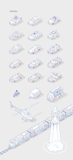 CHASE Illustrations on Behance