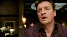 Nathan Fillion is so awesome and hilarious.