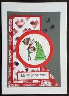 Advent cardmaking: tree – Inky fingered Cat Christmas Cards To Make, Christmas Themes, Merry Christmas, Making Cards, Free Paper, Advent, Cardmaking, Seasons, Cat