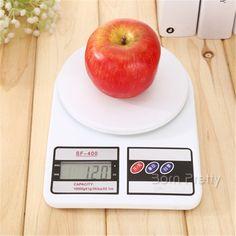 $26.33 1Pc Küche High Precision Haushaltswaagen Küchen Wesentliche Digitalwaagen 7kg/1g - BornPrettyStore.com