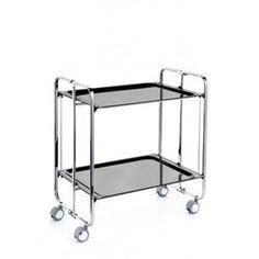 Table roulante pliante 3 plateaux don hierro a acheter for Canadian tire table pliante