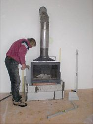 Argan s.r.o. Wood Stove Heater, Fireplace Console, Home Appliances, Stoves, Fire Places, Drive Way, House, House Appliances, Appliances
