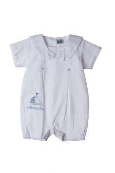 Mamelucos para bebé estilo marinero