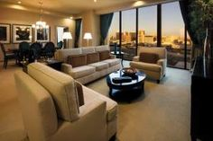 Photo Of Deluxe Suite Dining And Living Room At Rio Las Vegas