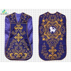 We are a leading manufacturers and supplier of Church vestments, offering delivery across India and other countries as well. Get in touch for more information.
