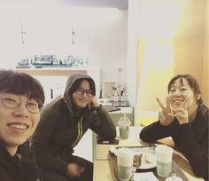 야밤에 강남에서 서향 가족 모임적 모임 #이틀만에외출 #나눔나눔 #사진으로다이루었도다 #서향교회