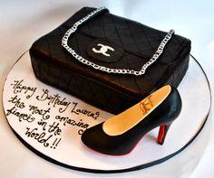 Purse Inspired Birthday Cake Ideas For Women - Sassy Dealz