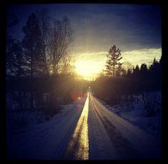 Osmarka, Norge