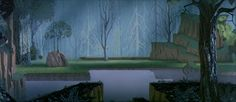 The absolutely stunning backgrounds of Sleeping Beauty. http://animationbackgrounds.blogspot.com/search/label/SLEEPING%20BEAUTY