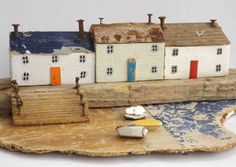 Cornish fishermen's cottages