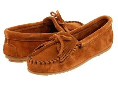 Soft mocs that are basically like wearing slippers outdoors.