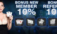 Bagaimana yang dimaksud menjadi kaya dengan cara menang judi poker 99 terbaik ? tentunya anda harus mendapatkan sebuah situs judi poker 99 terpercaya.