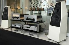 Wilson Audio & Audio Research GS-Series