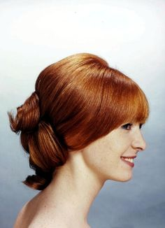Jane Asher - I love her hair colour!