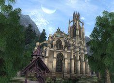 Oblivion chapel