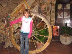 Armonia, astuzia, coraggio e... amore sono le ruote del carro che corre più veloce. Isabel Sheehan e Anastasia. www.wishgate.org