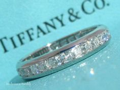 classic eternity ring <3