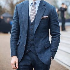 Nice suit #fashion&#style