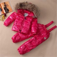 Moncler brand Children & Kids Down jackets set, include jackets and pants, for boys or girls,