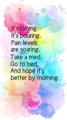 Pin on Lyme Chronic Migraines, Chronic Fatigue, Chronic Pain, Endometriosis, Rheumatoid Arthritis, Ehlers Danlos Syndrome, Fatigue Syndrome, Silent Migraine, Chronic Illness Quotes
