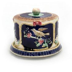 Ceramics - Majolica - Carter's Price Guide to Antiques and Collectables