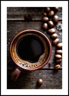 Freshly Brewed Espresso - Coffee poster - Posterstore.co.uk