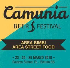 Camunia Beer Festival 23-24-25 marzo Bienno (BS)