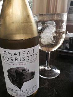 Chateau Morrisette Winery, Floyd, VA. Sunday music on the patio (June-Oct) 1-4pm. Free winery tours, $8 tasting
