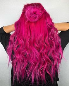Are you thinking about dyeing your hair pink? These are the pretty pink hair colors that will make you want to switch up your hair color.