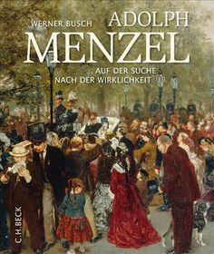 Cover des Buches 'Adolph Menzel'