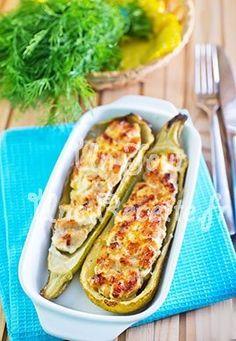 Photo de la recette Courgettes gratinées