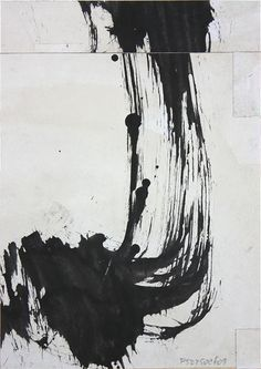 black ink abstract - Google Search