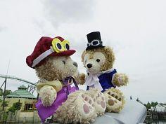 アズーリ・クール・ジャパン 「 ワンピース大好き!フィギュア大好きazu and eriのONE PIECEを探すブログ」 - サボコアダッフィー コアラ、ほら、手。