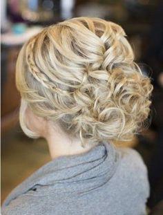 Bridesmaid Hairstyles for Long Hair