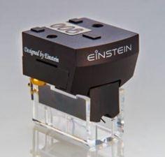 """Einstein """"The Pick Up"""" cartridge."""