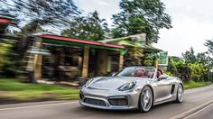 2016 Porsche Boxster Spyder - Boxster Spyder, Porsche Boxster, Bentley Continental Gt Speed, First Drive, Automotive Design, Luxury Cars, Cool Cars, Race Cars, Dream Cars