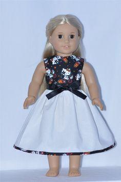 American Girl Doll Clothes Handmade Hello by DollClothesByChun, $12.75