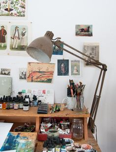 Studio Tour: Giselle Potter | Design*Sponge