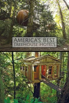 Where you can spend the night in the trees! Where you can spend the night in the trees! Vacation Places, Dream Vacations, Vacation Trips, Vacation Spots, Vacation Travel, Honeymoon Destinations Usa, Family Travel, Midwest Vacations, Family Road Trips