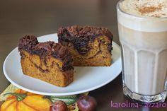 karolina-azzaro: Pumpkin Spice chlebík s Nutellou