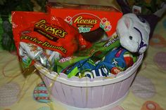 Celebrating Easter with Hershey. YUM!
