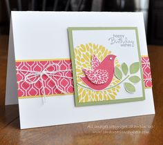 Card Creations by Beth: FMS93 & A Personal Challenge - Betsy's Blossoms stamp set