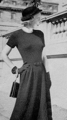 Skirt & Blouse Style 1391 | Knitting Patterns
