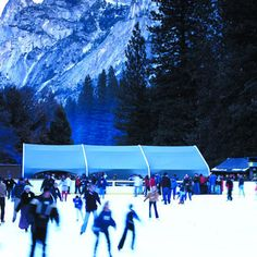 With skiing, hiking, fireside retreats ― and no crowds ― Yosemite glows when it snows