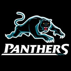 💁 Penrith Panthers, that's my team. Panthers Nrl, Penrith Panthers, Panther Logo, Rugby League, Football Team, Sports News, Team Logo, Darth Vader, Logos